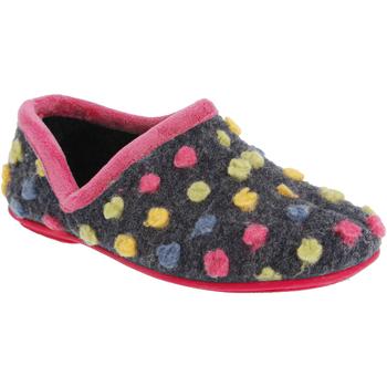 kengät Naiset Tossut Sleepers  Fuchsia/Multi