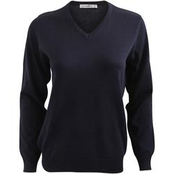 vaatteet Naiset Neulepusero Kustom Kit KK353 Navy Blue