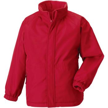 vaatteet Lapset Pusakka Jerzees Schoolgear 875B Classic Red