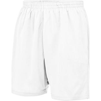 vaatteet Miehet Shortsit / Bermuda-shortsit Just Cool JC080 Arctic White
