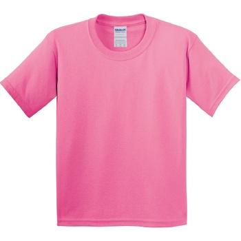 vaatteet Lapset Lyhythihainen t-paita Gildan 5000B Azalea