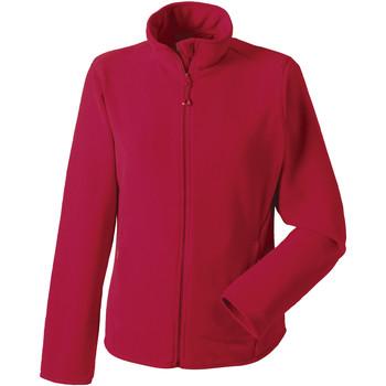 vaatteet Naiset Fleecet Russell J883F Classic Red
