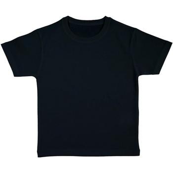 vaatteet Tytöt Lyhythihainen t-paita Nakedshirt FROG Black