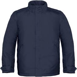 vaatteet Miehet Takit B And C Real+ Navy Blue
