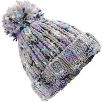 Asusteet / tarvikkeet Pipot Beechfield B487 Lavender Twist