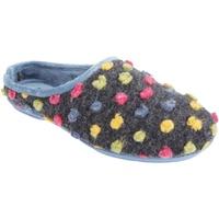 kengät Naiset Tossut Sleepers  Blue/Multi