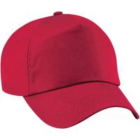 Asusteet / tarvikkeet Lippalakit Beechfield BC010 Classic Red