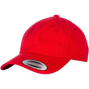Asusteet / tarvikkeet Miehet Lippalakit Yupoong  Red