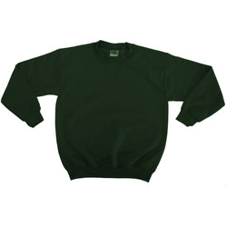 vaatteet Lapset Svetari Gildan 18000B Forest Green