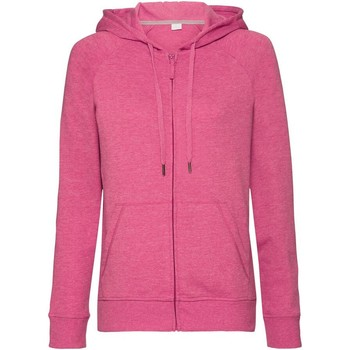 vaatteet Naiset Svetari Russell J284F Pink Marl