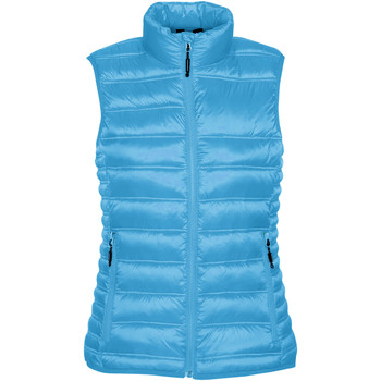 vaatteet Naiset Toppatakki Stormtech ST159 Electric Blue