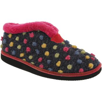 kengät Naiset Tossut Sleepers Tilly Fuchsia/Multi