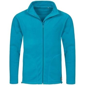 vaatteet Miehet Fleecet Stedman  Hawaii Blue