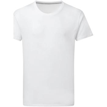 vaatteet Miehet Lyhythihainen t-paita Sg Perfect White
