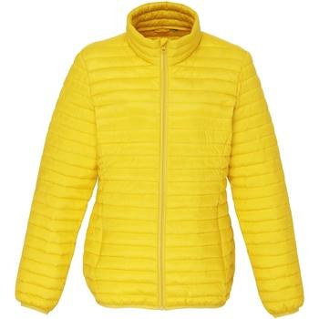 vaatteet Naiset Toppatakki 2786 TS18F Bright Yellow