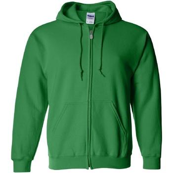 vaatteet Miehet Svetari Gildan 18600 Irish Green