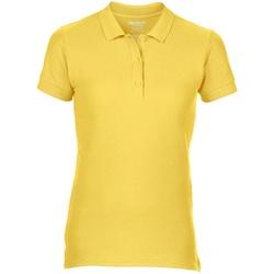 vaatteet Naiset Lyhythihainen poolopaita Gildan 85800L Daisy