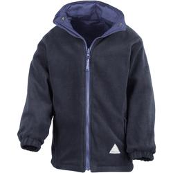 vaatteet Lapset Fleecet Result R160JY Royal/Navy