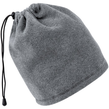 Asusteet / tarvikkeet Pipot Beechfield Suprafleece Charcoal