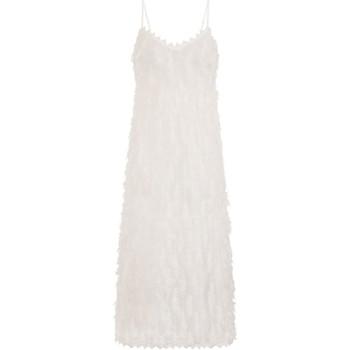 vaatteet Naiset Pitkä mekko Girls On Film Goulding White