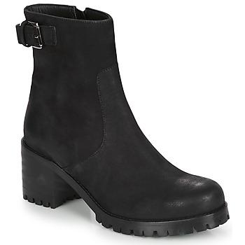 kengät Naiset Nilkkurit Sweet Lemon INDIRA Black