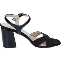kengät Naiset Sandaalit ja avokkaat Lady Soft BP593 Musta