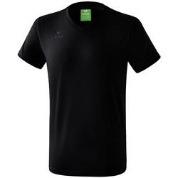 vaatteet Miehet Lyhythihainen t-paita Erima T-Shirt  style noir