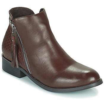 kengät Naiset Bootsit Xti  Ruskea