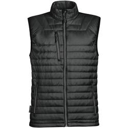 vaatteet Miehet Neuleet / Villatakit Stormtech Thermal Black/ Charcoal