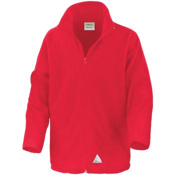 vaatteet Lapset Fleecet Result R114JY Red