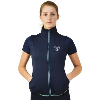 vaatteet Naiset Fleecet Hyrider  Marine Blue/Teal