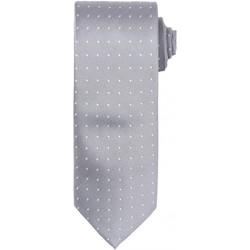 vaatteet Miehet Solmiot ja asusteet Premier Dot Pattern Silver/ White