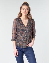 vaatteet Naiset Topit / Puserot Vero Moda VMGLAMMY Laivastonsininen