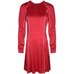 vaatteet Naiset Lyhyt mekko Pinko  Valkoinen