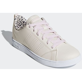 kengät Lapset Matalavartiset tennarit adidas Originals VS Advantage CL K Beesit