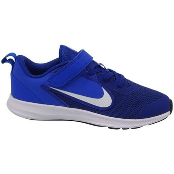 kengät Lapset Derby-kengät & Herrainkengät Nike Downshifter 9 Psv Vaaleansiniset