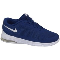 kengät Lapset Matalavartiset tennarit Nike Air Max Invigor Print TD Tummansininen