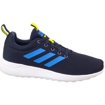 kengät Pojat Matalavartiset tennarit adidas Originals Lite Racer Cln K Tummansininen