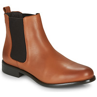 kengät Naiset Bootsit André CARAMEL Cognac