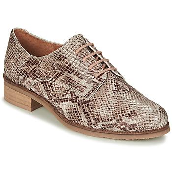 kengät Naiset Derby-kengät André PANCAKE Beige