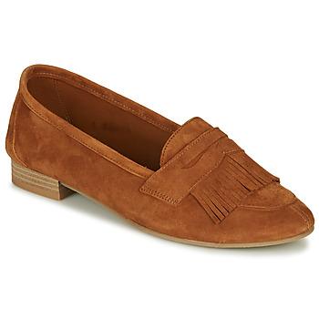 kengät Naiset Mokkasiinit André BARCELONA Camel