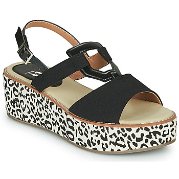 kengät Naiset Sandaalit ja avokkaat Vanessa Wu MIGLOS Black