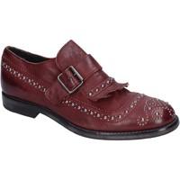 kengät Naiset Mokkasiinit Moma Klassikko BP885 Violetti
