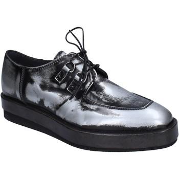 kengät Naiset Derby-kengät Moma Klassikko BP909 Musta