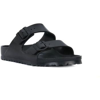kengät Miehet Sandaalit Birkenstock ARIZONA EVA BLACK CALZ S Nero