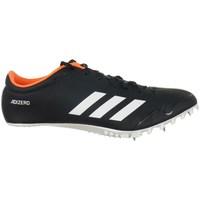 kengät Miehet Juoksukengät / Trail-kengät adidas Originals Adizero Prime Sprint Mustat