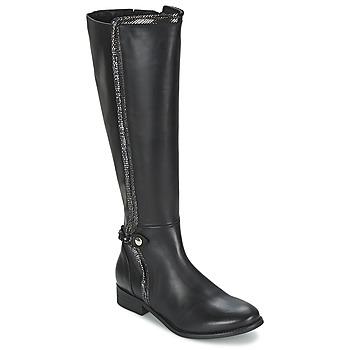 kengät Naiset Saappaat Regard ROBALO Black