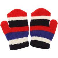 Asusteet / tarvikkeet Lapset Hanskat Universal Textiles  Red/Navy