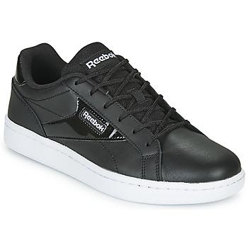kengät Naiset Matalavartiset tennarit Reebok Classic REEBOK ROYAL CMPLT CLN LX Black / White / White