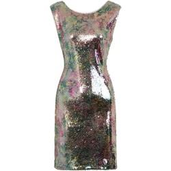 vaatteet Naiset Lyhyt mekko Girls On Film  Silver